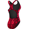 TYR Vesuvius Maxfit Bathing Suit Women red